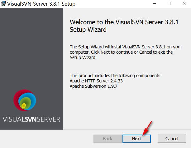 svn在Windows上的服务端与客户端安装、使用
