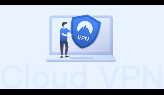Cloud VPN搭建教程