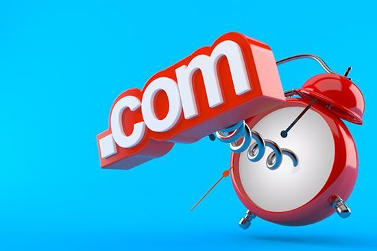 申请与注册域名时,如何进行选择?